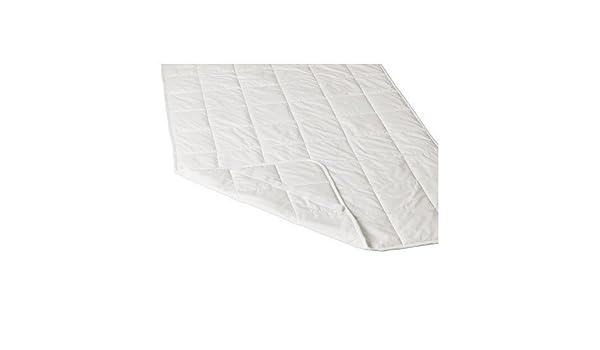 IKEA KUNGSMYNTA Protector de colchón de blanco; (160 x 200 cm): Amazon.es: Hogar