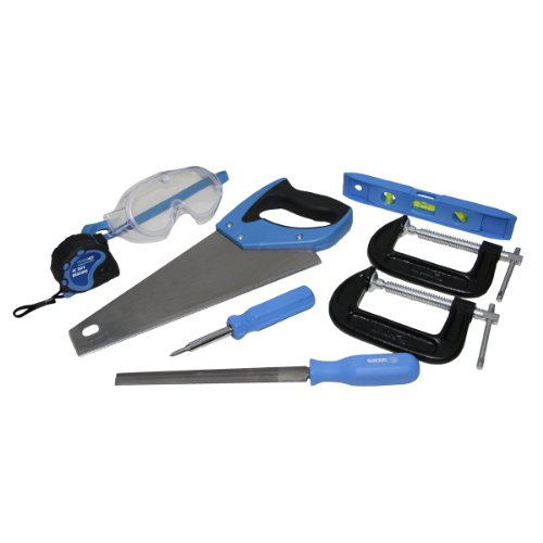 Grip 8 pc Childrens Tool Set (Woodworking Tools For Kids compare prices)