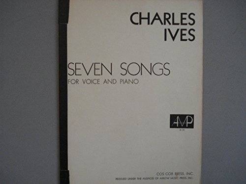 7 Songs: Voice and Piano