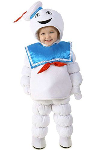 Stay Puft Marshmallow Man Toddler Costume - Small