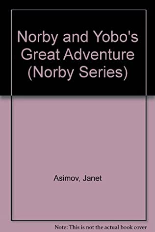 book cover of Norby and Yobo\'s Great Adventure