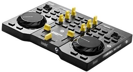 Hercules 4780740 - Controlador DJ, negro: Amazon.es: Instrumentos ...