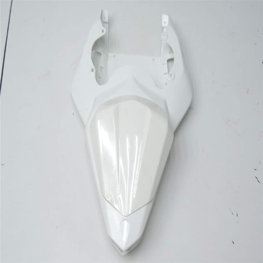 2006 2007 Unpainted White Injection Fairing Kit Motorcycle Bodywork for Yamaha YZF-R6