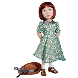 A Girl for All Time – Clementine, Your 1940s Girl Doll – 16 inch Poseable Collectible Doll – British Historical Fashion Doll – Best Girls Gifts, Toys and Dolls,
