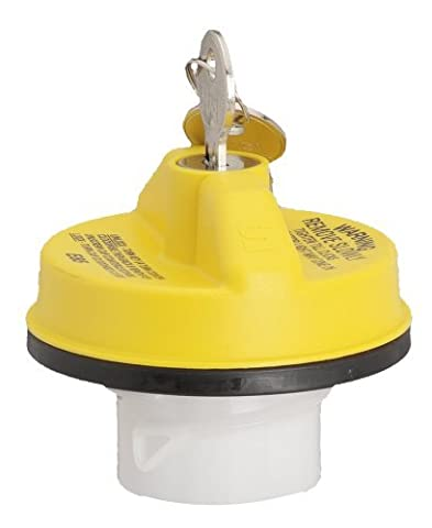 Stant 10508Y E85 Flex Fuel Locking Gas Cap by Stant - E85 Flex Fuel