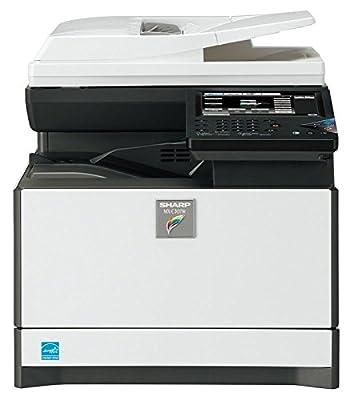 Brand New Sharp MX-C301W Desktop Color Multifunction Workgroup Printer - 30 PPM Copy, Print, Scan, Fax, AirPrint, PCL 6, Adobe PostScript 3 Printing Sytem