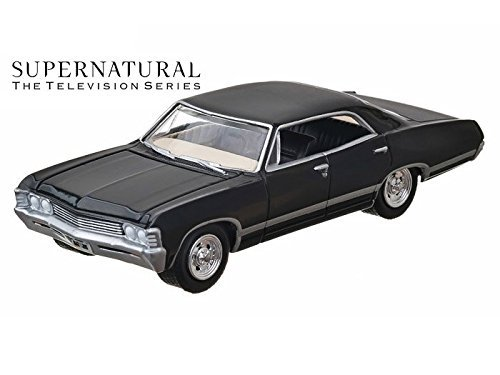 1967 Chevy Impala Sport Sedan 1/64 from Supernatural (TV Series)