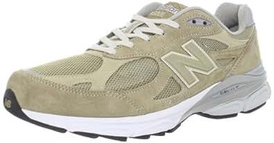 New Balance Men's M990BG3 Running Shoe,Beige,9.5 D US
