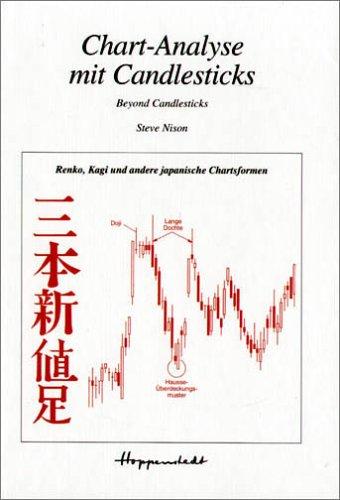 Chart- Analyse mit Candlesticks. Beyond Candlesticks. Renko, Kagi und andere japanische Chartsformen.