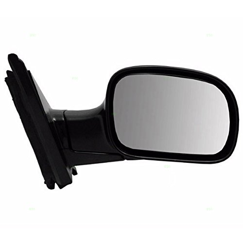 - Passengers Manual Side View Mirror Replacement for Dodge Caravan Chrysler Town & Country Voyager 4894410AE AutoAndArt