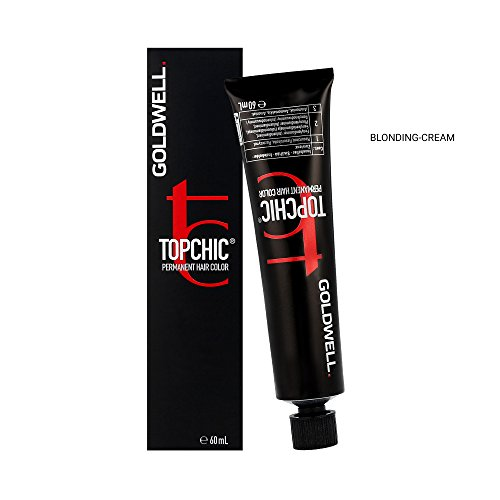 - Goldwell Topchic Hair Color Coloration 2 + 1 (Tube) Special Lift Blonding Cream