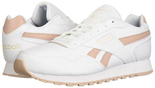 Femmes Mode Beige pale Us La De Reebok Sport bare Chaussures white A 4PY4qdn