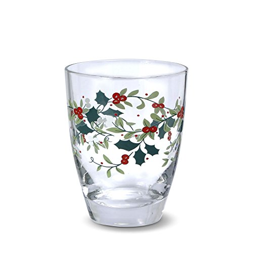 Juice Pfaltzgraff Glass (Pfaltzgraff Winterberry Juice Glass (12-Ounce))