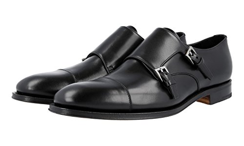 Prada Heren 2ob033 070 F0002 Lederen Zakelijke Schoenen