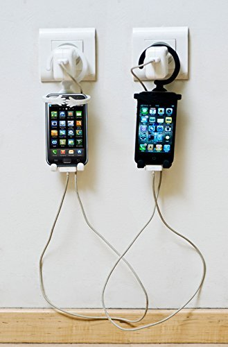 Bondi Unique Flexible Cell Phone Holder Made Of Silicon Retail Packaging Black Buy Online