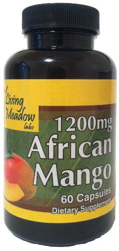 1200mg Mango africains