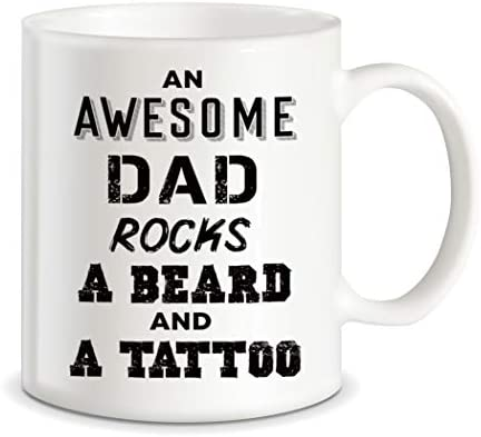 Fathers Awesome Christmas Birthday Daughter product image