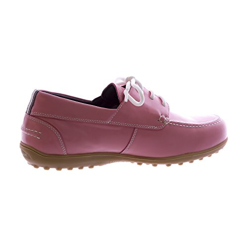 BALLY Golf Women Mocc Plus Golf Shoes 9 Pink by BALLY (Image #2)
