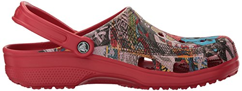 Pictures of Crocs Unisex Classic Spiderman Clog Mule 14 M US 3