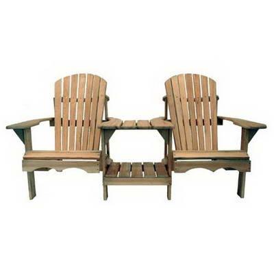 Cool Products Bausatz Adirondack Chair Addi-Kit 2S