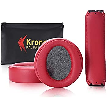 Amazon.com: Krone Kalpasmos Replacement Ear Pads+Headband