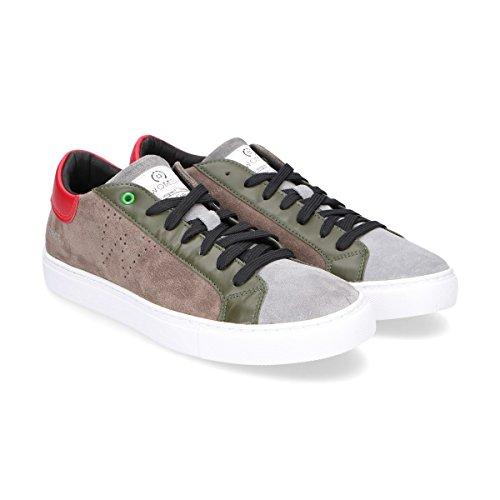 Sneakers Marrone Uomo S270251 WOMSH Camoscio wFqdZFI