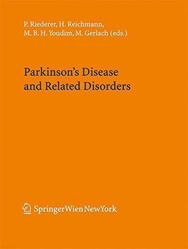 Parkinson's Disease and Related Disorders (Journal of Neural Transmission. Supplementa)