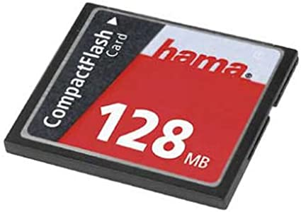 Hama Compactflash Speicherkarte 128mb Computer Zubehör