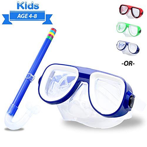 Kids Snorkel Set Junior