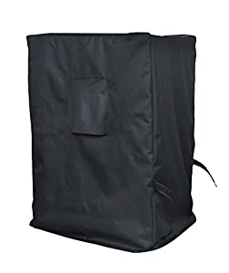 """SEW UR LIFE Square Smoker Cover Water proof heavy duty with air vent 26""""LX19""""D X 40"""" H for Masterbuilt 40-Inch Electric Smokers"""