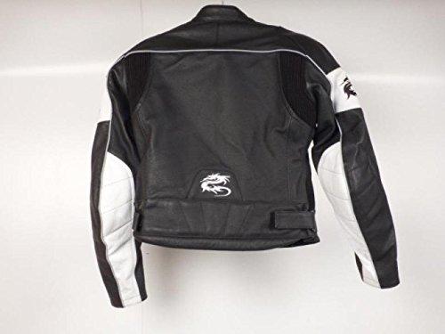 Arlen Ness Blouson Moto En Cuir Pour Femme Squadron Taille