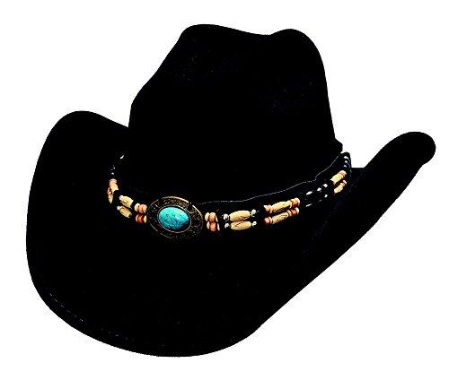 Bullhide Fortune Felt Hat...