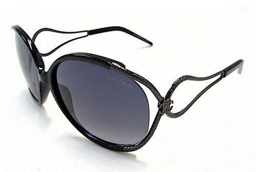 ROBERTO CAVALLI Narciso 524S Sunglasses Black 01B Shades