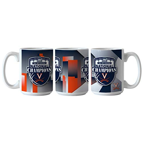 Boelter Brands Virginia Cavaliers 2019 NCAA Basketball National Champions Ceramic Coffee Mug