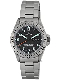 Men's 610.10.11 M Official Cosmonauts Day and Date Watch