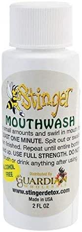 Stinger Detox Mouth Wash 2 fl oz.