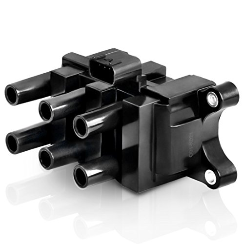 YITAMOTOR Ignition Coil Pack for Ford Mazda Mercury F-150 Econoline Mustang Ranger Taurus B3000 MPV Cougar Monterey Sable FD-498 C1312 DG485