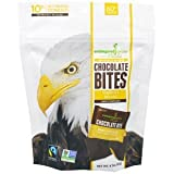 Endangered Species Chocolate, Chocolate Bites, Dark Chocolate with Caramel & Sea Salt, 4.7 oz (133 g)(Pack of 3)