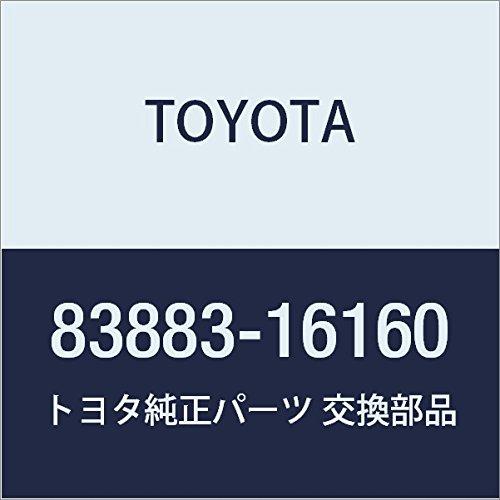 Toyota 83883-16160 Water Temperature Gauge