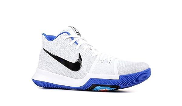 Nike Kyrie 3 - Zapatillas de baloncesto para hombres, color Blanco ...