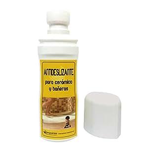 Liquido antideslizante para ba eras y duchas cer micas for Ceramicas antideslizantes para duchas