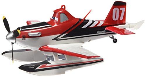 Planes-Avin-Dusty-giratorio-para-el-techo-Majorette-3089672