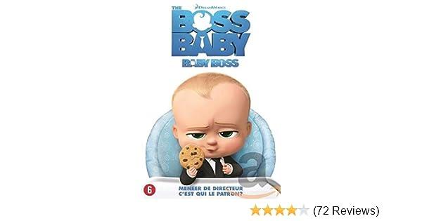 Amazon Com Boss Baby Alec Baldwin Lisa Kudrow Steve