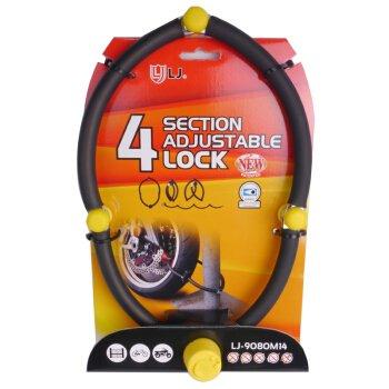 LJ Arc regulated bicycle lock European SSF ()