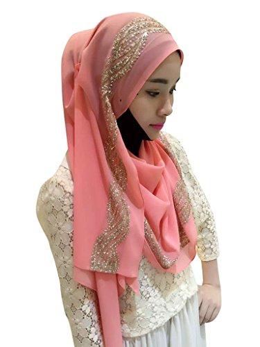 Ababalaya Womens Chiffion Fashion Hijab product image