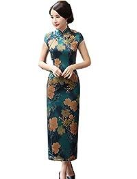 Shanghai Story Short Long China Qipao Chinese Traditional Dress Cheongsam