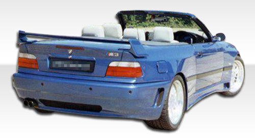 1992-1998 BMW 3 Series E36 2 / 4DR Duraflex Type Z Wide Body Rear Bumper Cover - 1 Piece ()