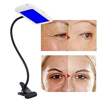 Portable Beauty Lamp, Body Beauty Lamp for Night Reading, Tattoo, Nail Art & Eyebrow Make Up Tattoo Lamp, Anti Aging, Skin Rejuvenation