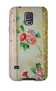Galaxy S5 DyoKmXR5314dWjBb Vintage Tpu Silicone Gel Case Cover. Fits Galaxy S5
