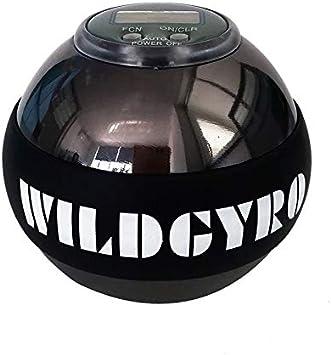 Poignet Power Ball Gyroscope /à billes Bras en m/étal Muscle Relax exerciseur auto-d/émarrage exerciseur Gym main Gyro ball compteur compteur Powerball Enforcer Les Muscles de lavant-Bras de la Main